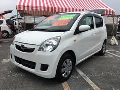 沖縄の中古車 ダイハツ ミラ 車両価格 54万円 リ済込 平成24年 7.2万K ホワイト