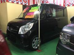 沖縄の中古車 スズキ パレット 車両価格 74万円 リ済込 平成20年 7.0万K ブラック