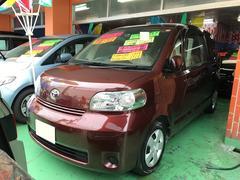 沖縄の中古車 トヨタ ポルテ 車両価格 79万円 リ済込 平成23年 6.2万K ブラウン