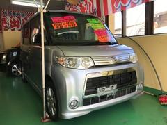沖縄の中古車 ダイハツ タント 車両価格 80万円 リ済込 平成23年 8.0万K シルバー