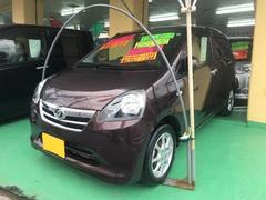 沖縄の中古車 ダイハツ ミライース 車両価格 64万円 リ済込 平成24年 7.4万K ブラウン