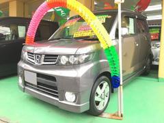 沖縄の中古車 ホンダ ゼストスパーク 車両価格 54万円 リ済込 平成21年 9.5万K グレー