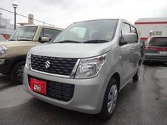 沖縄の中古車 スズキ ワゴンR 車両価格 95万円 リ済別 平成28年 0.8万K グレー