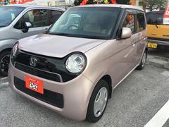 沖縄の中古車 ホンダ N−ONE 車両価格 89万円 リ済別 平成25年 1.6万K ピンクII