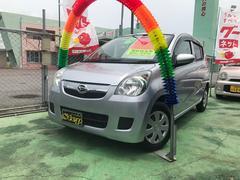 沖縄の中古車 ダイハツ ミラ 車両価格 33万円 リ済込 平成24年 8.7万K シルバー