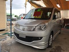 沖縄の中古車 スズキ ソリオ 車両価格 65万円 リ済込 平成24年 5.1万K シルバー
