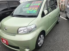 沖縄の中古車 トヨタ ポルテ 車両価格 39万円 リ済込 平成24年 10.0万K Lグリーン