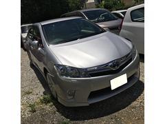 沖縄の中古車 トヨタ SAI 車両価格 118万円 リ済込 平成23年 7.4万K シルバーM