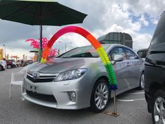沖縄の中古車 トヨタ SAI 車両価格 99万円 リ済込 平成22年 6.1万K シルバー