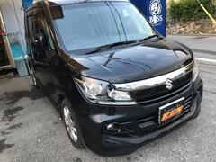 沖縄の中古車 スズキ ソリオバンディット 車両価格 89万円 リ済込 平成26年 2.4万K ブラックM