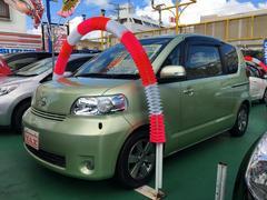 沖縄の中古車 トヨタ ポルテ 車両価格 79万円 リ済込 平成23年 4.5万K Lグリーン