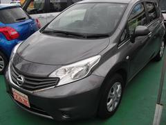 沖縄の中古車 日産 ノート 車両価格 68万円 リ済込 平成24年 5.0万K ライトグレー