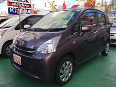 沖縄の中古車 ダイハツ ムーヴ 車両価格 73万円 リ済込 平成23年 5.7万K ライトパープル
