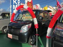 沖縄の中古車 日産 ルークス 車両価格 69万円 リ済込 平成22年 6.4万K ブラック