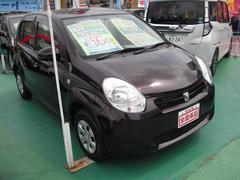 沖縄の中古車 トヨタ パッソ 車両価格 69万円 リ済込 平成25年 5.8万K ブラウン