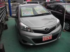 沖縄の中古車 トヨタ ヴィッツ 車両価格 69万円 リ済込 平成24年 4.4万K ジンバック