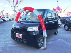 沖縄の中古車 ダイハツ タント 車両価格 68万円 リ済込 平成24年 7.7万K ブラック