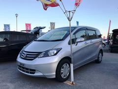 沖縄の中古車 ホンダ フリード 車両価格 98万円 リ済込 平成22年 7.2万K シルバー