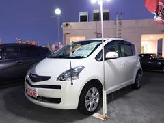 沖縄の中古車 トヨタ ラクティス 車両価格 68万円 リ済込 平成22年 5.4万K パールホワイト