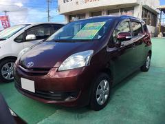 沖縄の中古車 トヨタ パッソセッテ 車両価格 59万円 リ済込 平成21年 5.4万K ブラウン