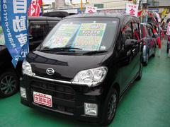 沖縄の中古車 ダイハツ タントエグゼ 車両価格 69万円 リ済込 平成22年 7.6万K ブラック