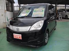 沖縄の中古車 スズキ ソリオ 車両価格 89万円 リ済込 平成23年 6.1万K ブラック