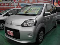 沖縄の中古車 トヨタ ポルテ 車両価格 85万円 リ済込 平成26年 4.8万K シルバー