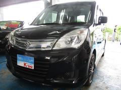 沖縄の中古車 スズキ ソリオ 車両価格 79万円 リ済込 平成26年 4.7万K ブルーイッシュブラックパール3