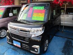 沖縄の中古車 ダイハツ タント 車両価格 119万円 リ済込 平成27年 2.3万K ブラックマイカメタリック