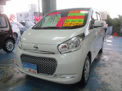 沖縄の中古車 日産 デイズ 車両価格 105万円 リ済込 平成29年 696K パールホワイト