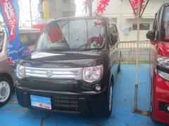 沖縄の中古車 スズキ MRワゴン 車両価格 68万円 リ済込 平成26年 2.9万K ブルーイッシュブラックパール3