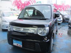 沖縄の中古車 スズキ MRワゴン 車両価格 58万円 リ済込 平成24年 5.9万K ブルーイッシュブラックパール3