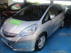 沖縄の中古車 ホンダ フィットハイブリッド 車両価格 59万円 リ済込 平成24年 5.0万K シルバー
