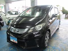 沖縄の中古車 ホンダ フリード 車両価格 99万円 リ済込 平成24年 3.1万K ダークパープル