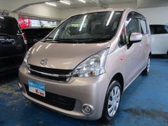 沖縄の中古車 ダイハツ ムーヴ 車両価格 48万円 リ済込 平成24年 6.1万K ピンク