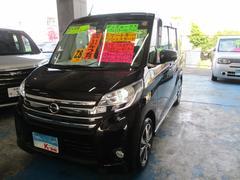 沖縄の中古車 日産 デイズルークス 車両価格 109万円 リ済込 平成28年 2.7万K ブラックP