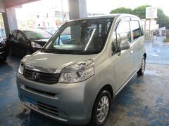 沖縄の中古車 ホンダ ライフ 車両価格 35万円 リ済込 平成22後 9.0万K LグリーンM