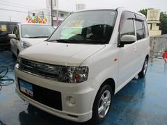 沖縄の中古車 三菱 トッポ 車両価格 43万円 リ済込 平成25年 6.7万K パールホワイト