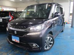 沖縄の中古車 スズキ ソリオバンディット 車両価格 125万円 リ済込 平成28年 2.8万K パープル