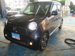 沖縄の中古車 ホンダ N−ONE 車両価格 79万円 リ済込 平成25年 3.1万K パープル