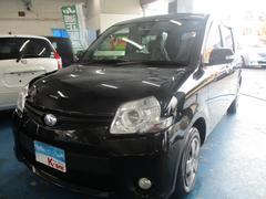 沖縄の中古車 トヨタ シエンタ 車両価格 98万円 リ済込 平成27年 2.4万K ブラックマイカ
