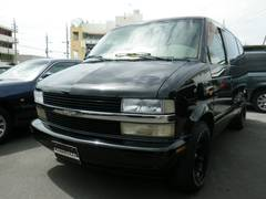 沖縄の中古車 シボレー シボレー アストロ 車両価格 79万円 リ済込 2000年 7.8万K ブラック