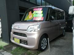 沖縄の中古車 ダイハツ タント 車両価格 85万円 リ済込 平成27年 2.1万K ピンク