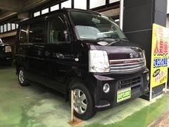 沖縄の中古車 スズキ エブリイワゴン 車両価格 85万円 リ済込 平成23年 6.5万K ダークパープル