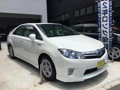 沖縄の中古車 トヨタ SAI 車両価格 99万円 リ済込 平成22年 5.0万K パールホワイト