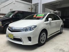 沖縄の中古車 トヨタ SAI 車両価格 134万円 リ済込 平成25年 8.5万K パール