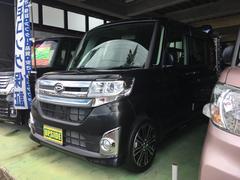 沖縄の中古車 ダイハツ タント 車両価格 119万円 リ済込 平成27年 1.5万K ブラック