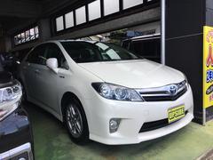 沖縄の中古車 トヨタ SAI 車両価格 94万円 リ済込 平成22年 6.9万K パール
