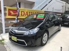 沖縄の中古車 トヨタ SAI 車両価格 119万円 リ済込 平成24年 10.9万K ブラック