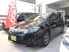 沖縄の中古車 トヨタ SAI 車両価格 109万円 リ済込 平成24年 8.7万K ブラック